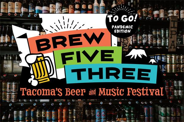 Brew Five Three To Go!